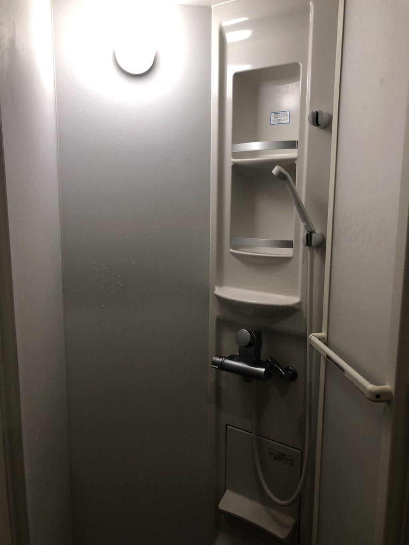 カルドのシャワールーム